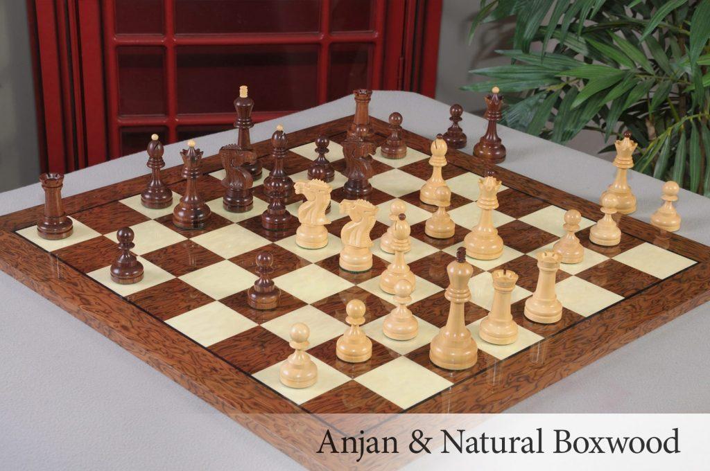 Grossmeister chess set