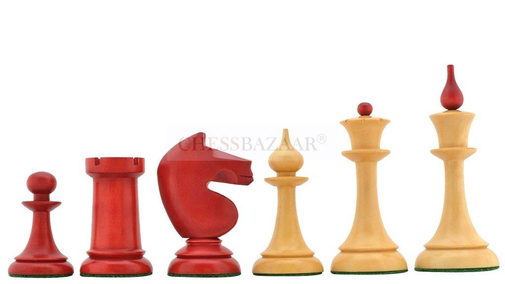 Latvian chess set