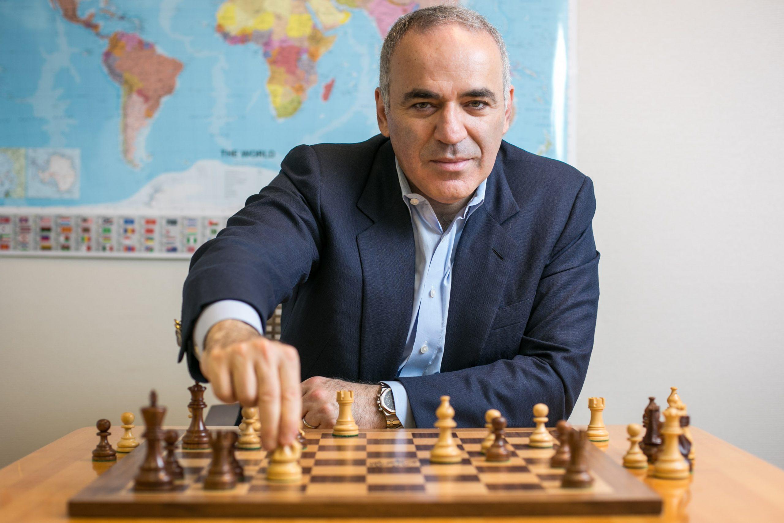 Garry Kasporav