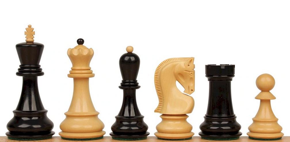 Yugoslavia Staunton Chess Set