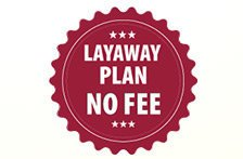 No Fee Layaway Plans