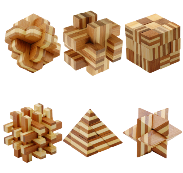 Bamboo Puzzle