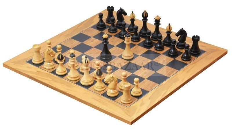Czech chess set