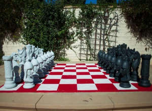 Fiber Glass Chess Set