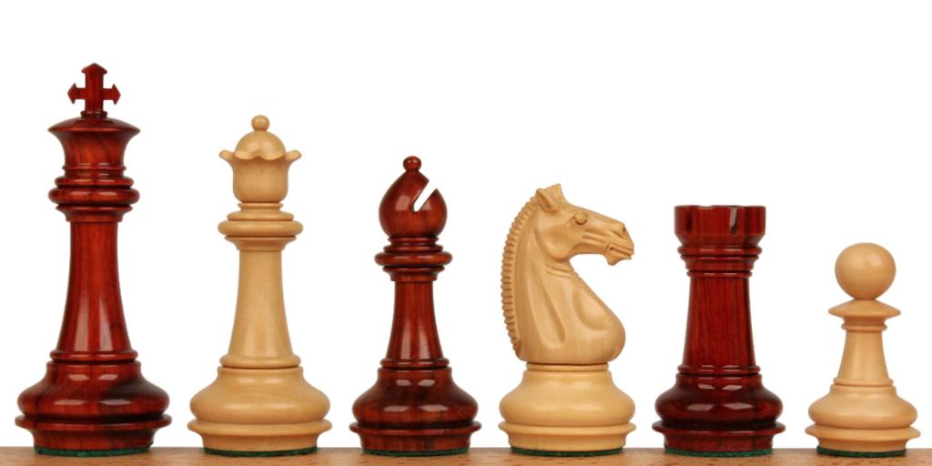 Khan Stallion Chess Set