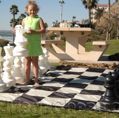 Nylon Giant Chess Board
