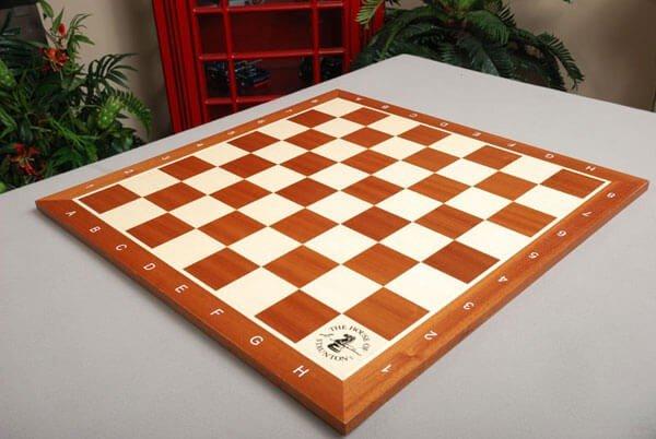 Mahagony HOS Chess Board