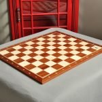 Capablance Wood Chess Board