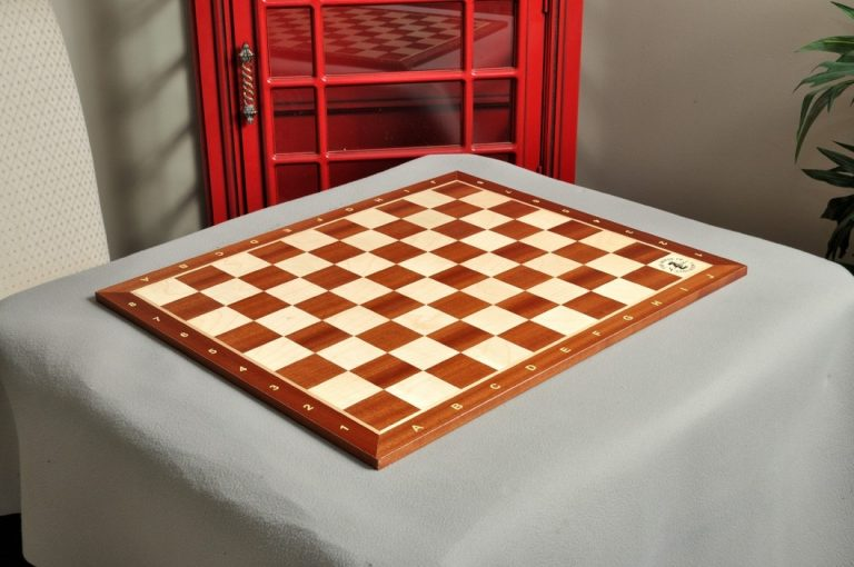 Capablance Wood Chess Board