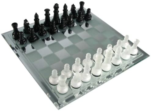 Frosted Chess Set