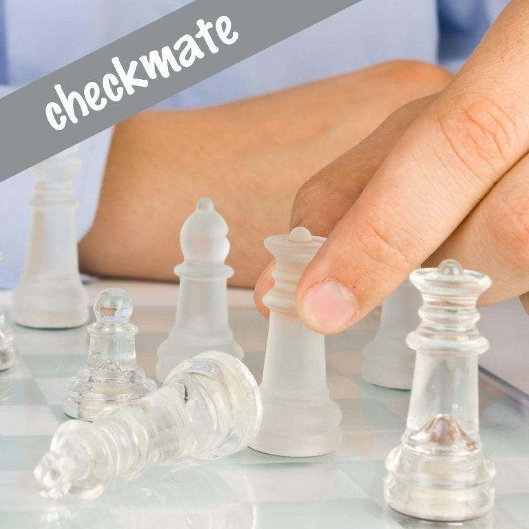 Glass Chessmen