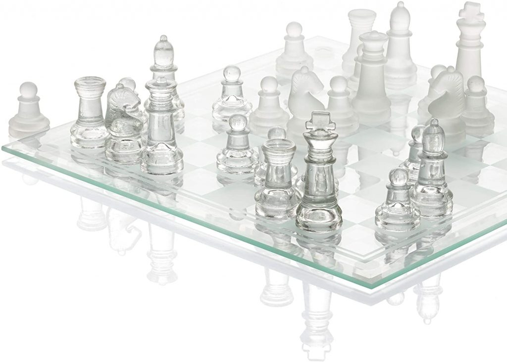 Froasted Chess Set