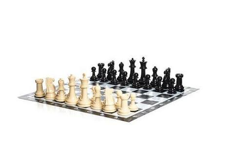 """8"""" giant chess set"""