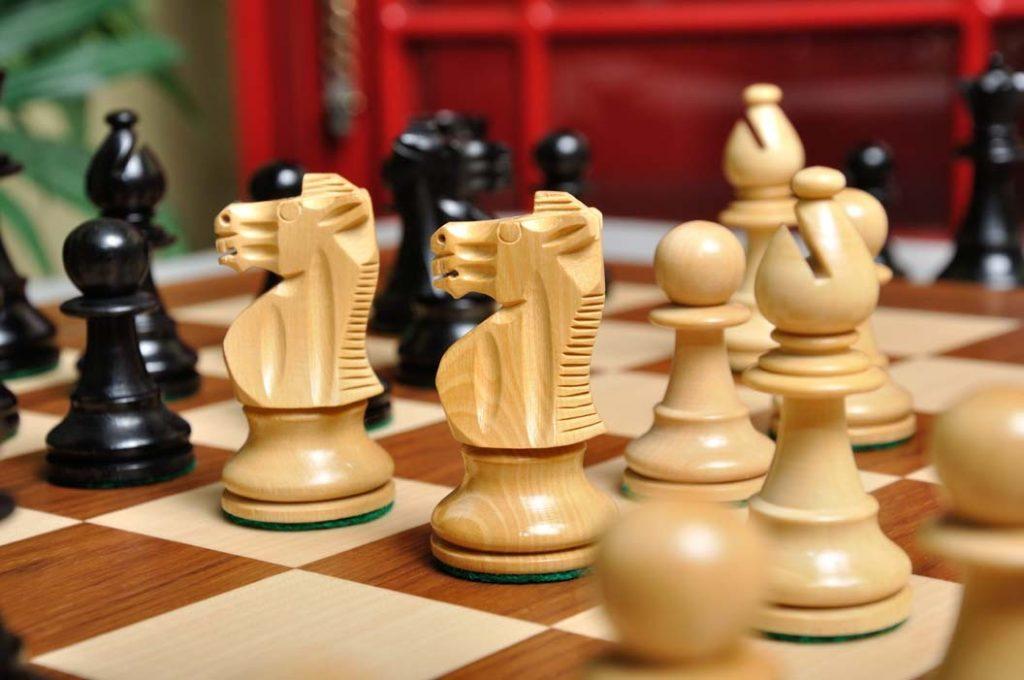 French Lardy Chess Set