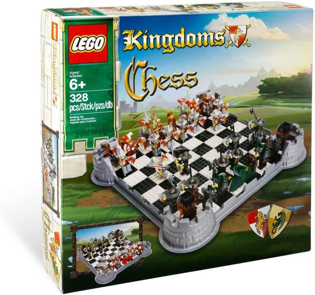 Lego Chessmen