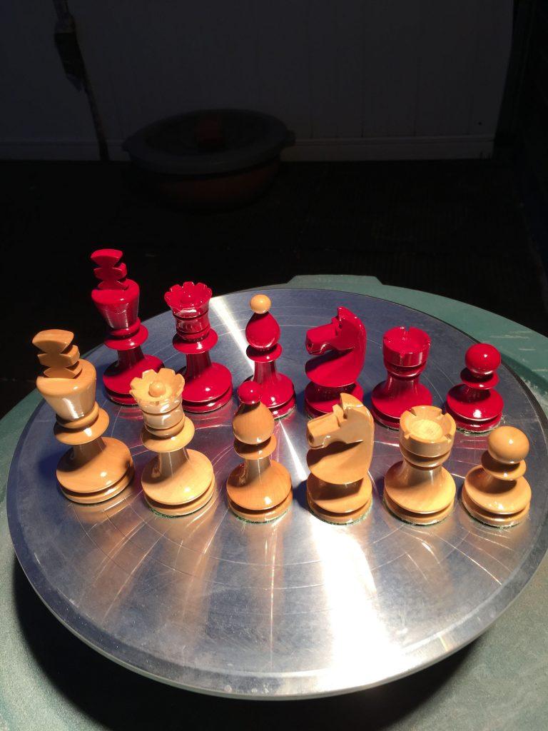 Glossy Chess Set