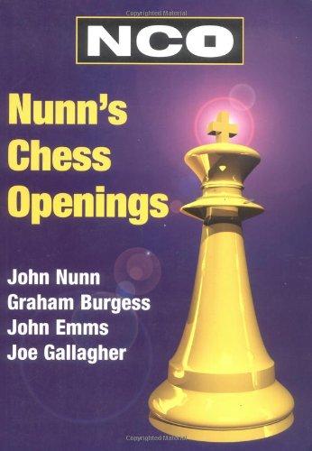 Nunns Chess Opening
