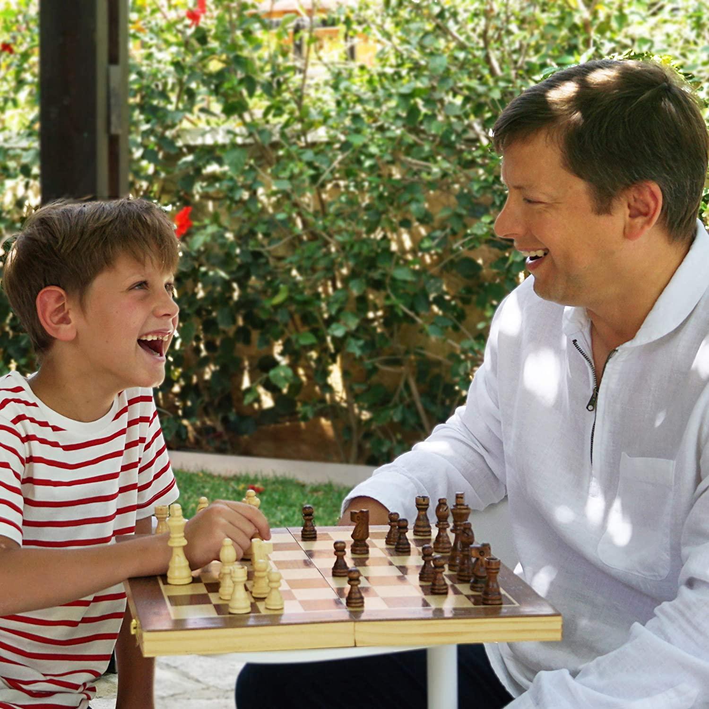 Portable Chess Set