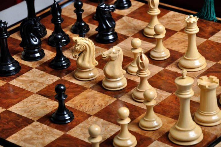 Supreme Chess Set
