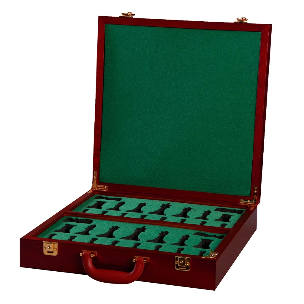 Fitted Briefcase Chess Box