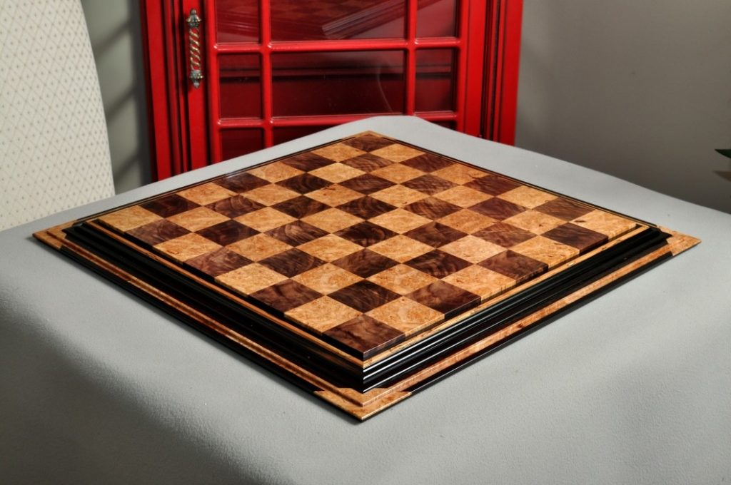 Signature Contemporary Chess Board