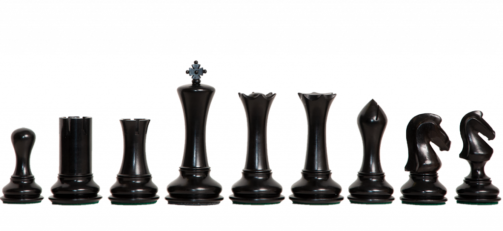 The *NEW* Empire Series Luxury Chess Pieces