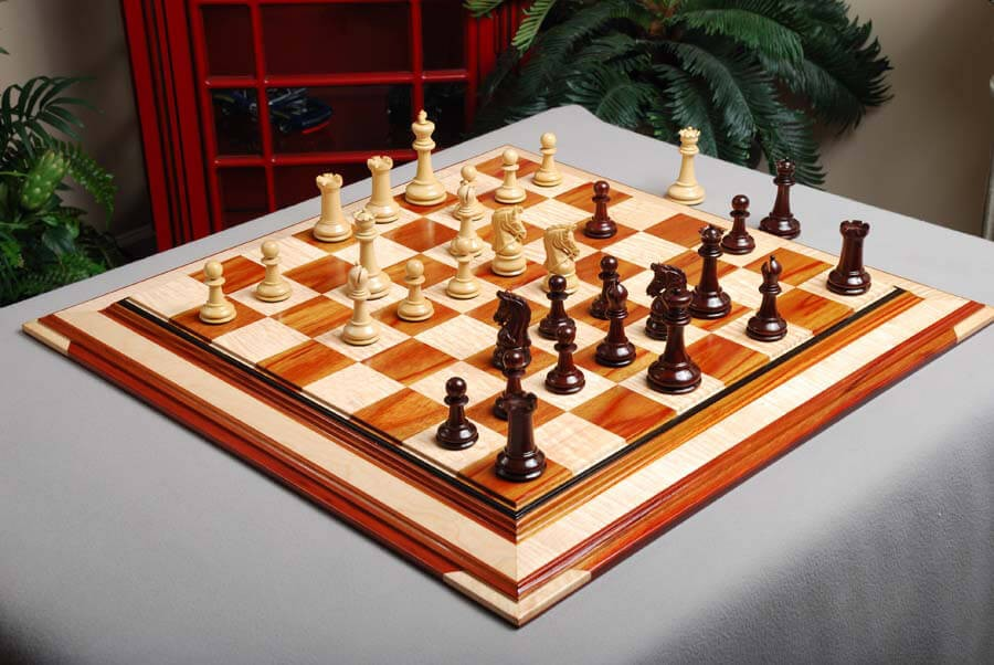 The Sultan Series Luxury Chess Pieces
