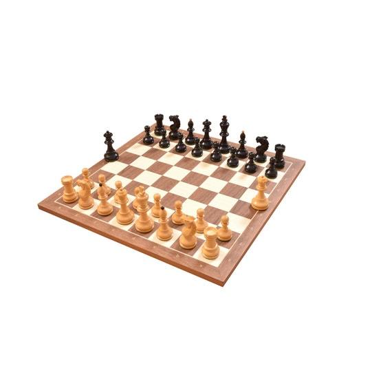 Circa Bohemia Staunton Series German Chess Pieces
