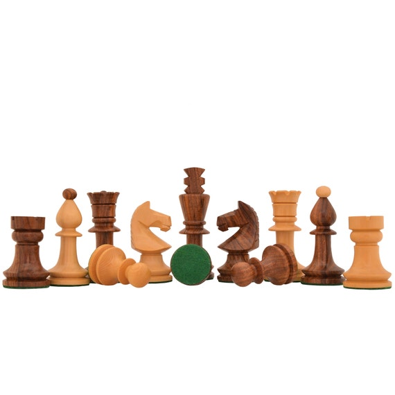 National Tournament Chess Pieces