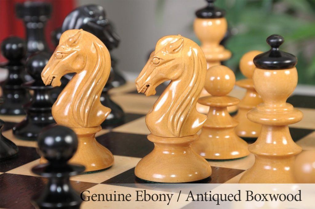 The *NEW* Austrian Coffeehouse Series Chess Pieces