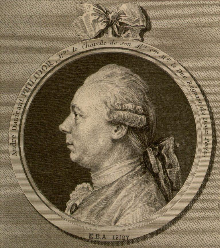 ANDRE DANICAN PHILIDOR