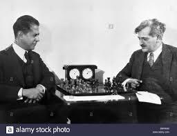 capablanca chess match